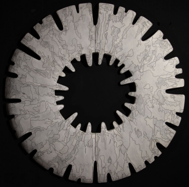 WALL SCULPTURE